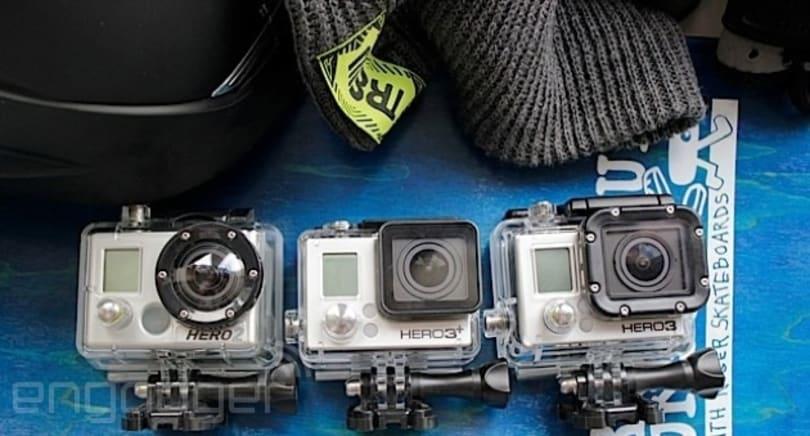 GoPro 正式在美國交提上市申請