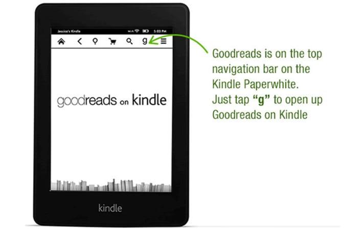初代 Kindle Paperwhite 更新加入二代產品功能