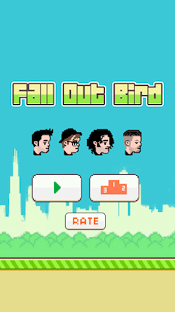 Even Fall Out Boy is ripping off Flappy Bird