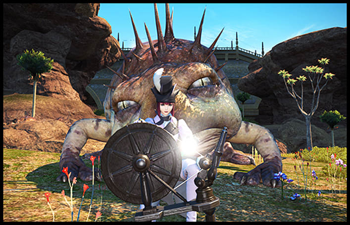 The Stream Team: Crafting and gathering in FFXIV