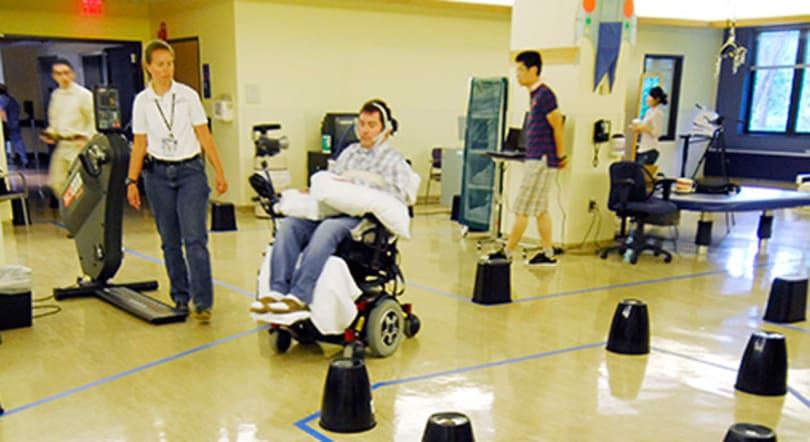Georgia Tech's Tongue Drive wheelchair proves quicker than traditional breath controls