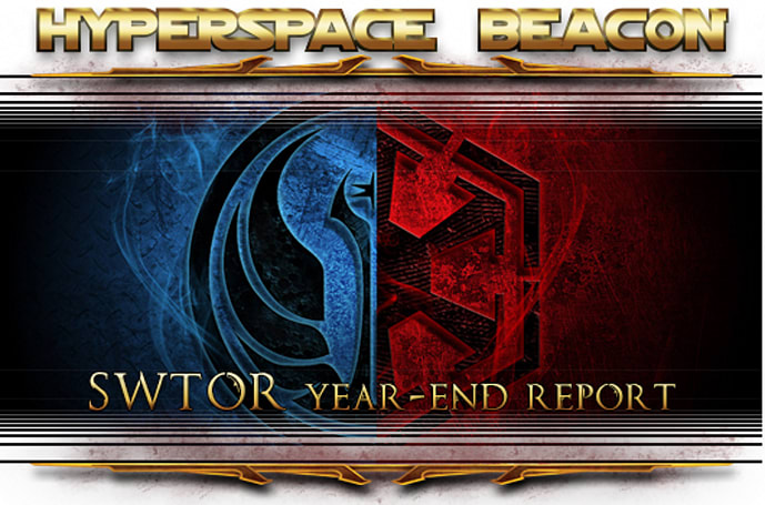 Hyperspace Beacon: The rest of SWTOR's year-end report