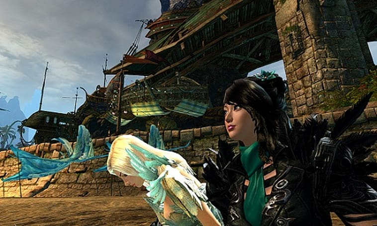 Flameseeker Chronicles: The greatest Guild Wars 2 love story ever told