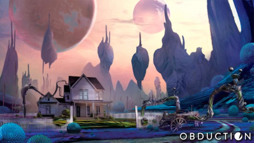 Myst creators reach $1.2 million funding goal for Obduction