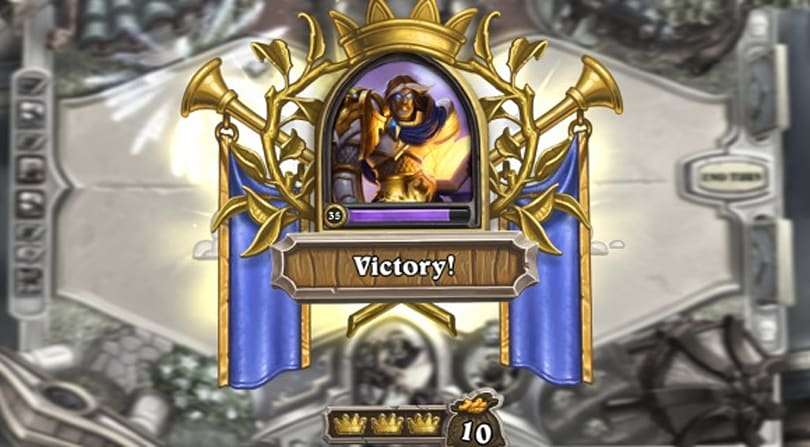 Hearthstone: The Rock, a paladin deck