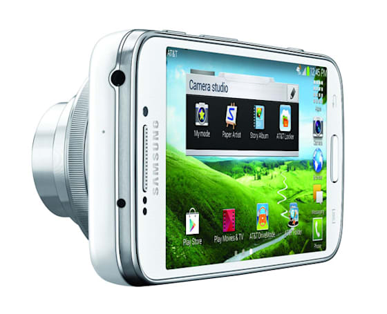 Samsung's Galaxy S4 Zoom hits AT&T for $200 on-contract on November 8th