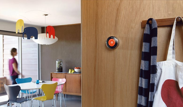 Nest's Learning Thermostat lands in the UK for £179