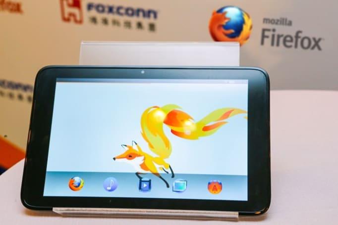Mozilla 將啟動 Firefox OS 平板開發計劃,中興快推出第二代 Firefox OS 手機