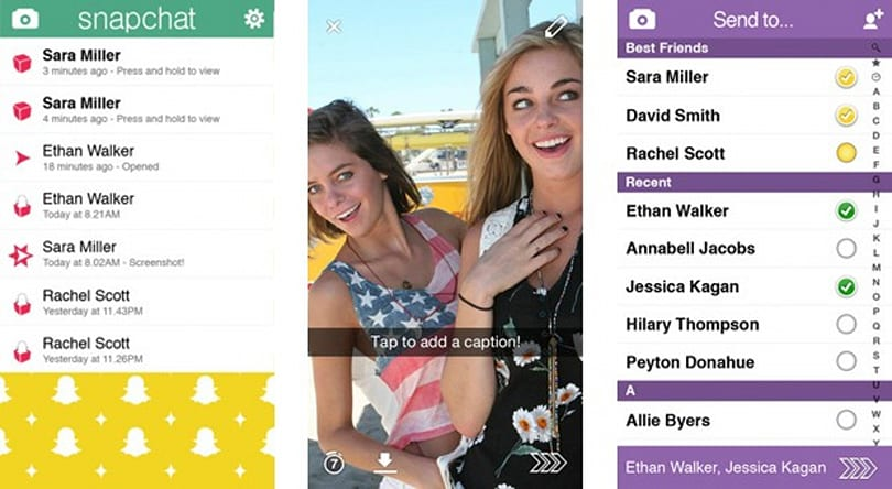 Snapchat 在用戶信息泄露之后,聘請了一位知名的华盛顿说客,任务是?