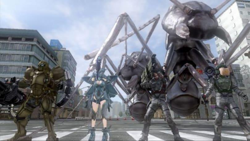 Earth Defense Force 2025 review: I like big bugs
