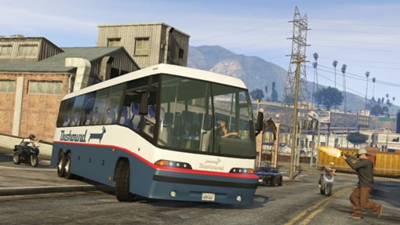 GTA Online receives capture-the-flag themed update today