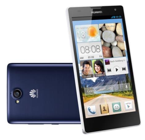華為 Ascend G740 在台上市,硬體採用 Qualcomm 雙核 LTE 方案