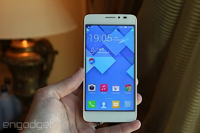 Alcatel to bring world's fastest octa-core phone to Europe in February
