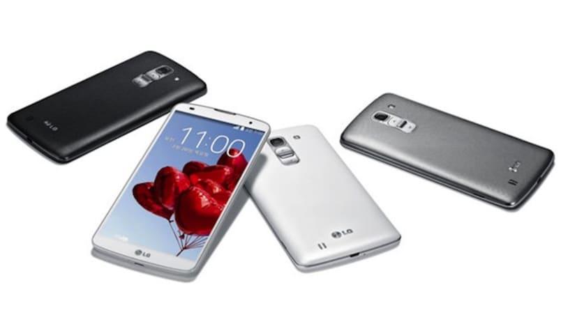 LG 忍不住了,提前在 MWC 2014 前公佈 LG G Pro 2