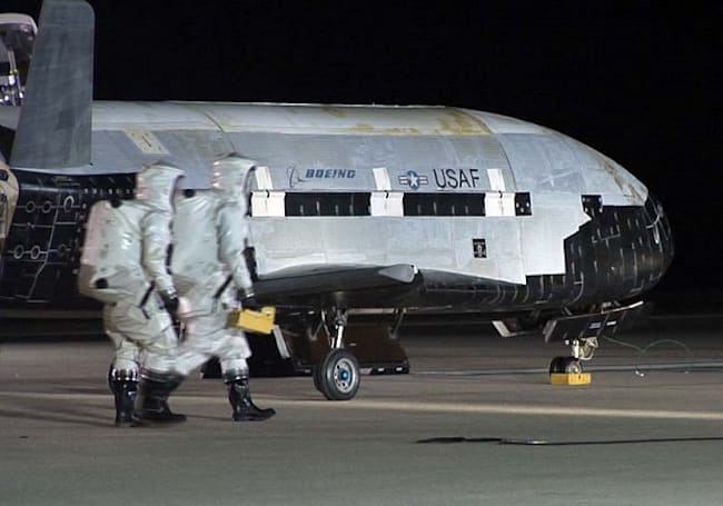 美国空军第三架 X-37B 太空飞机已打破前辈在太空停留 469 日的纪录