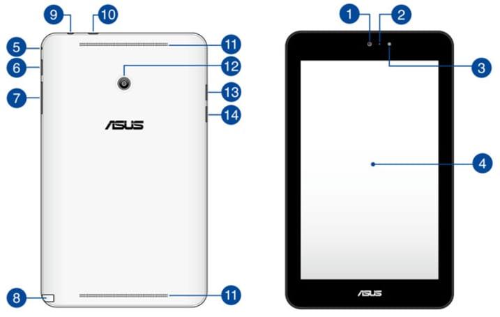 ASUS user manual confirms VivoTab Note 8 Windows tablet