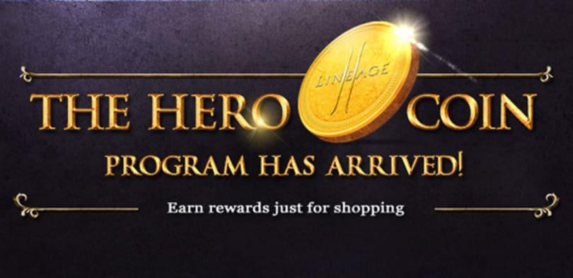 Lineage II's Hero Coin rewards program debuts to firestorm