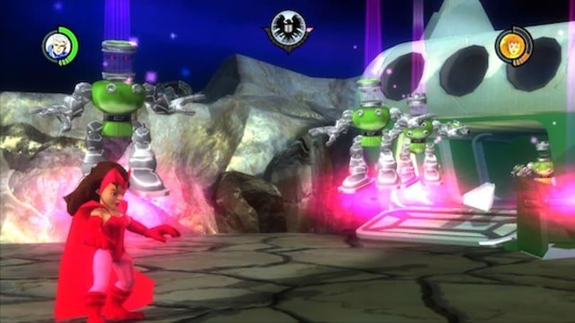 Marvel Super Hero Squad: Infinity Gauntlet unavailable on XBLA, PSN