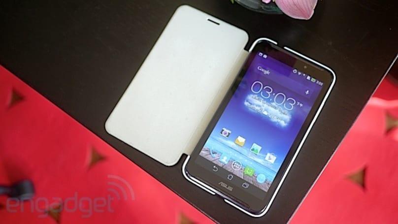 ASUS Fonepad Note 6 动手玩(视频)