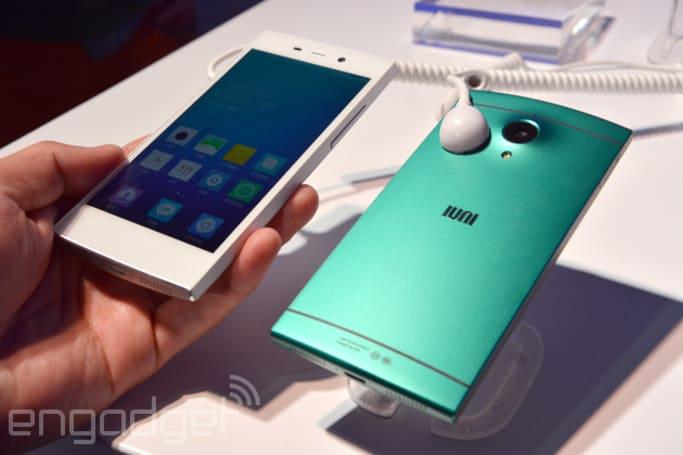 IUNI U2 is palm-friendly Xiaomi competitor, packs an UltraPixel front camera