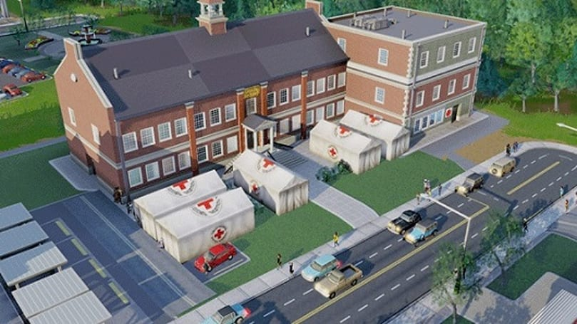 EA teaming up with Red Cross for charitable SimCity DLC