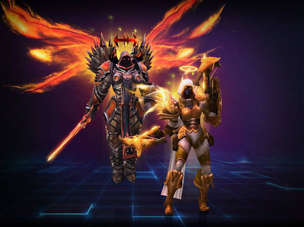 Heroes of the Storm Balance Updates and Hero Rotation