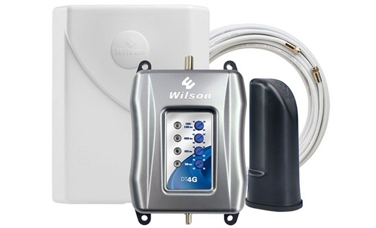 Wilson Electronics' new 4G signal booster doesn't care about carriers
