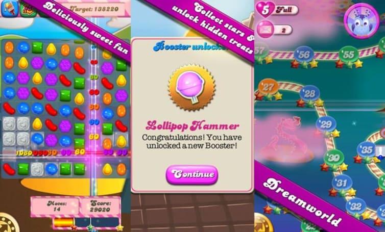 「Candy Crush」開發商 King 在 IPO 後市值達到 70 億美元