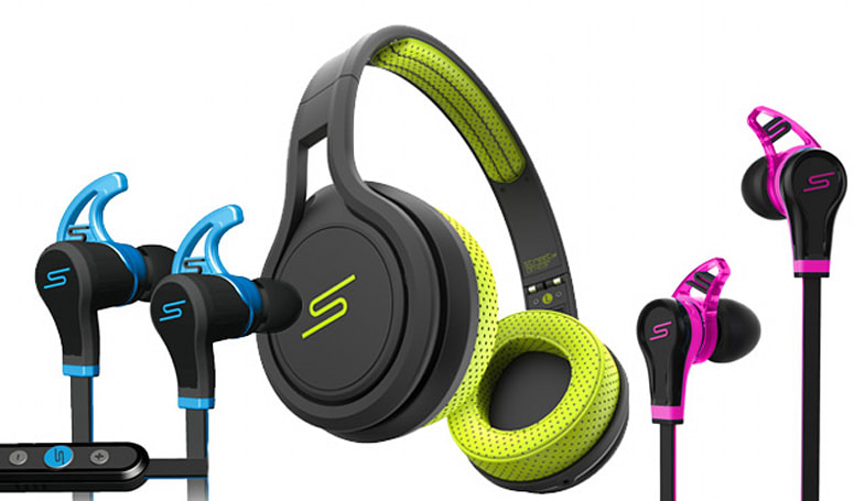 SMS Audio reveals three sport-friendly Carmelo Anthony signature headphones