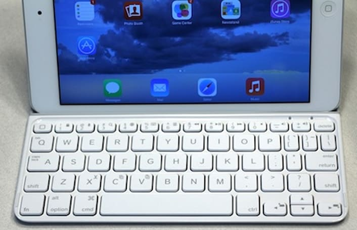 Hands-on with the Logitech Ultrathin Keyboard Cover and Folio for iPad mini