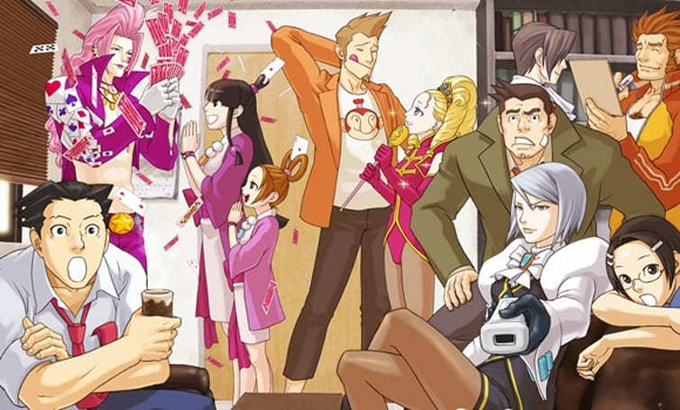 Phoenix Wright creator objected to sequels after Ace Attorney 3