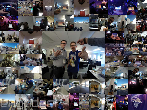 24 hours at CES