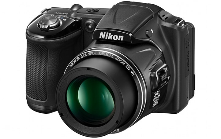 Nikon CoolPix L830 packs an extra-stable 34x zoom for $300