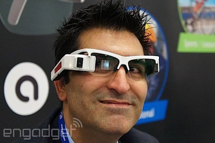 A look at Optinvent's updated Ora smartglasses (hands-on)