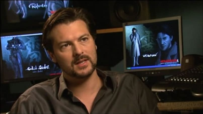 Old Snake David Hayter prepares for The Long Dark