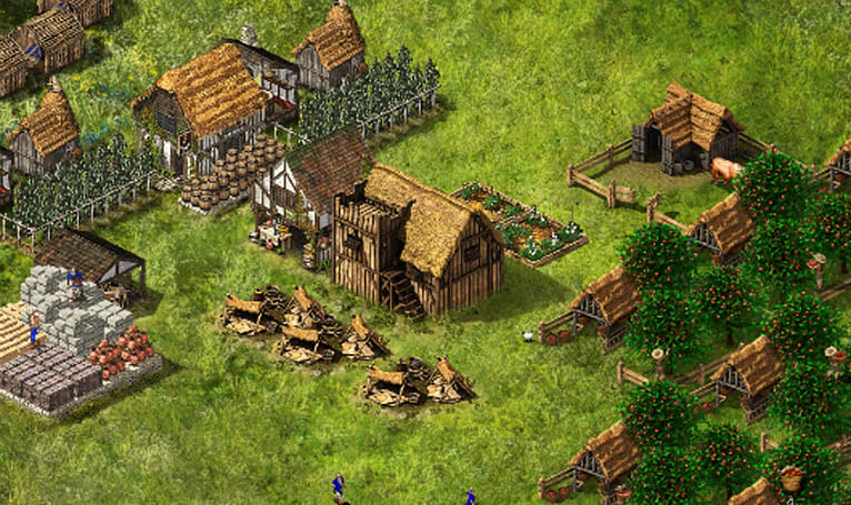 Rise and Shiny revisit: Stronghold Kingdoms