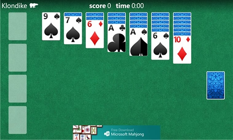 Microsoft connects Windows 8 for PCs, phones with new Solitaire, Minesweeper and Mahjong