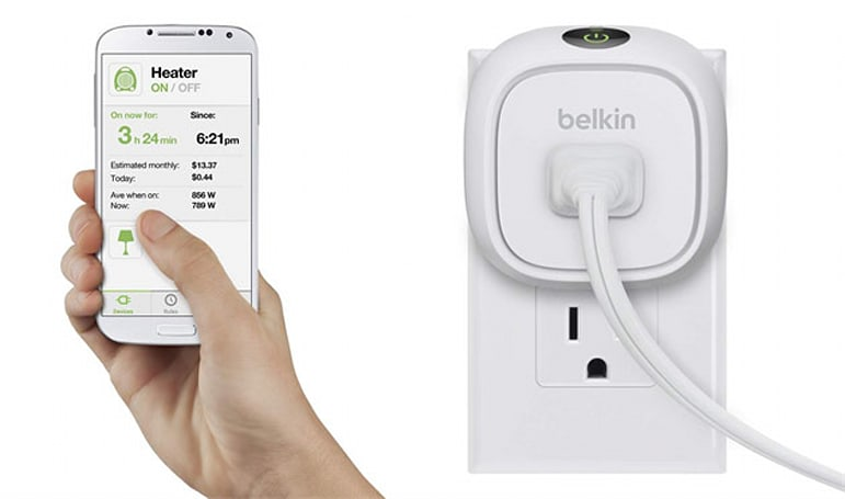 Belkin's usage-tracking WeMo Insight Switch ships today for 60 bucks