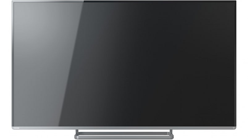 Toshiba enters 2014 with extra-bright 4K TVs, simpler streaming media hubs