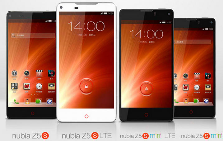 China's Nubia offers Android phone with Snapdragon 800 and 16GB storage for $330