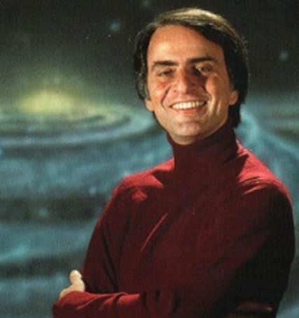 When Carl Sagan sued Apple ... TWICE