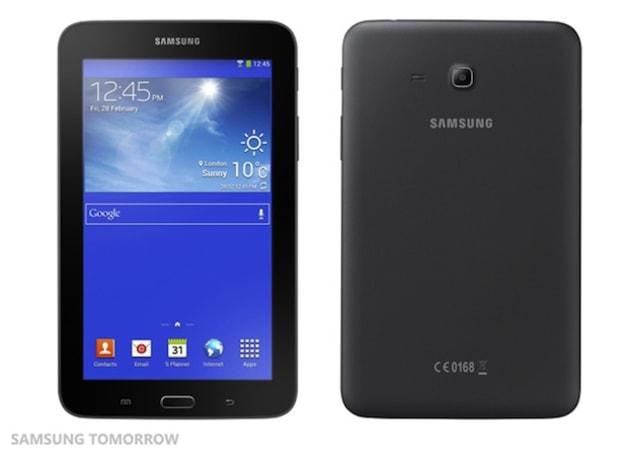 Samsung 正式推出 Galaxy Tab 3 Lite,規格果然很 Lite