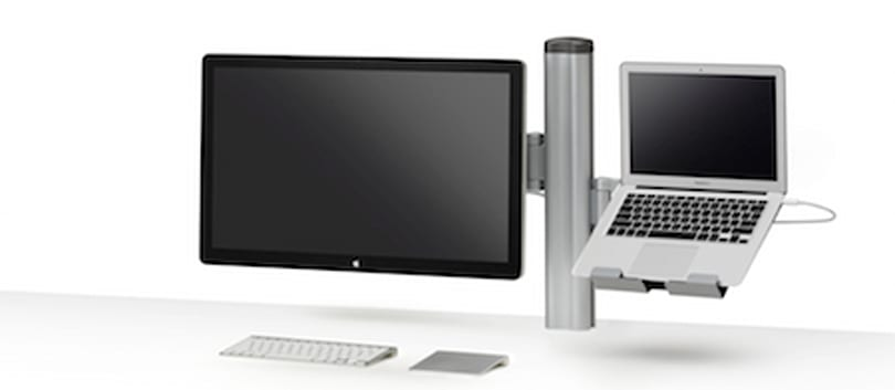 Review: Bretford Mobile Pro Desk Mount Combo for Mac and Thunderbolt Display