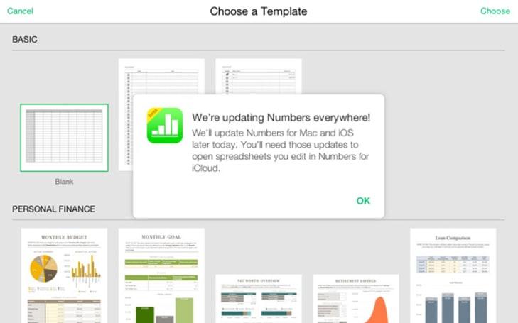 最新版 iWork 让大家分享唯读文件,分享时再没有後顾之忧