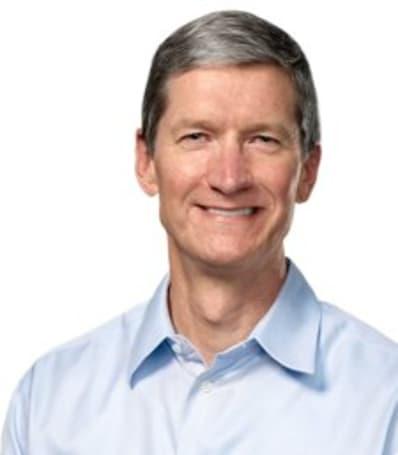 Al Gore praises Tim Cook as 'a fantastic CEO'