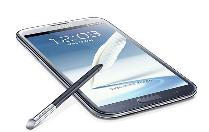 How would you change the Galaxy Note II?