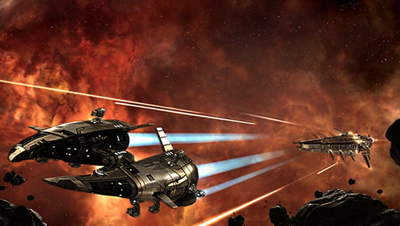 EVE dev blog covers Rubicon ship rebalancing