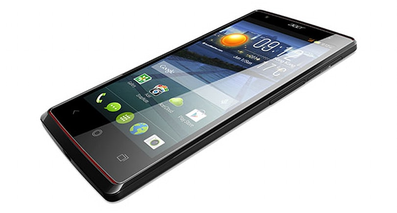 Acer's Liquid E3 smartphone will go up against the bargain Moto G