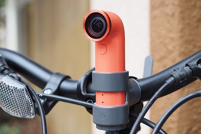 HTC's quirky action camera drops to $50 (updated)