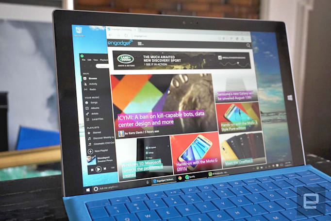 Microsoft tests a secured Edge browser for business